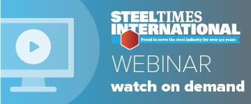 Steel Times International - Webinar