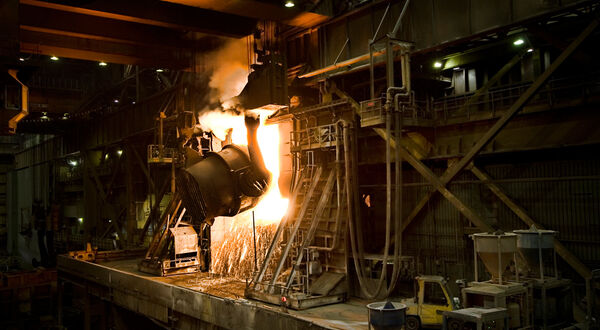 August world crude steel production up 0.6%