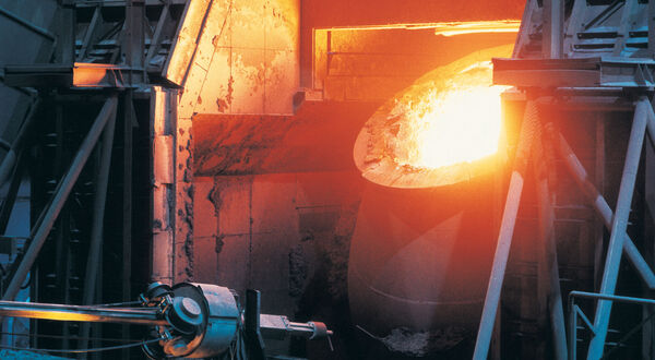 Q1 2021 crude steel production up 10%, says world steel